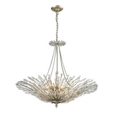 Elk Lighting 31433/8 Viva - Eight Light Pendant