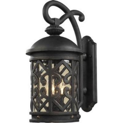 Elk Lighting 42061/2 Tuscany Coast - Two Light Outdoor Wall Sconce
