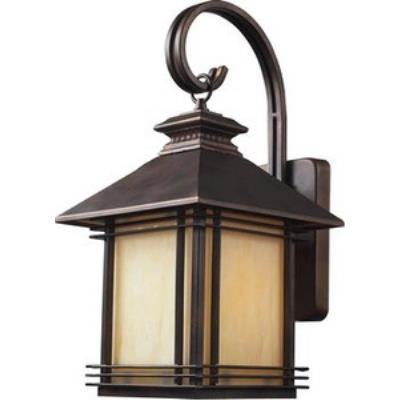 Elk Lighting 42101/1 Blackwell - One Light Outdoor Wall Sconce