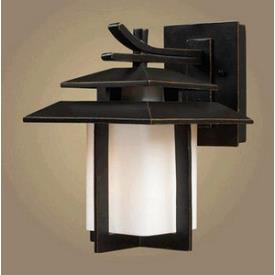 Elk Lighting 42170/1 Kanso - One Light Outdoor Wall Sconce