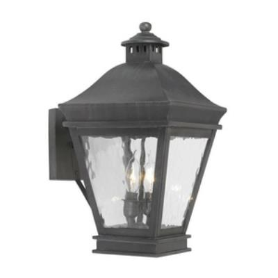 Elk Lighting 5721-C Landings - Two Light Outdoor Wall Sconce