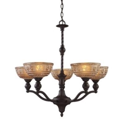 Elk Lighting 66197-5 Norwich - Five Light Chandelier