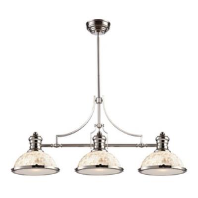 Elk Lighting 66415-3 Chadwick - Three Light Island