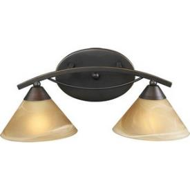 Elk Lighting 7641/2 Elysburg - Two Light Wall Bracket