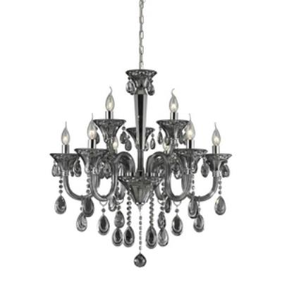 Elk Lighting 80013/6+3 Formont - Nine Light Crystal Chandelier