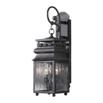 Elk Lighting 807-C Lancaster - Two Light Outdoor Wall Sconce