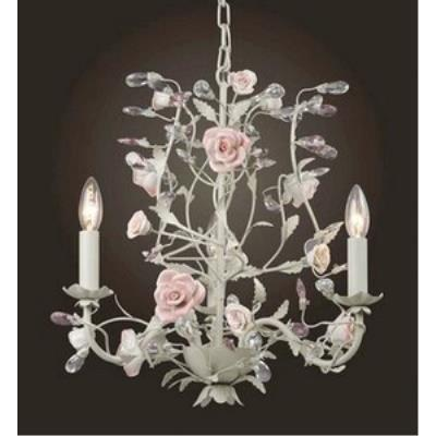 Elk Lighting 8091/3 Heritage Chandelier