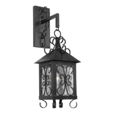 Elk Lighting 8150-E Columbian - One Light Outdoor Wall Sconce