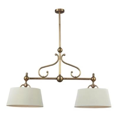 Elk Lighting 83005/2 Hadley - Two Light Pendant