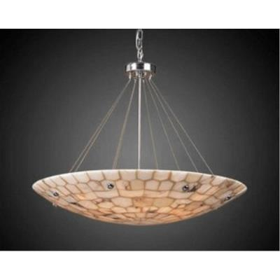 Elk Lighting 8852/8 Spanish Mosaic - Eight Light Pendant
