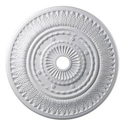 "Elk Lighting M1013WH Corinna - 33"" Medallion"