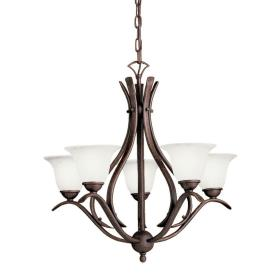 Kichler Lighting 10320TZ Dover - Five Light Chandelier