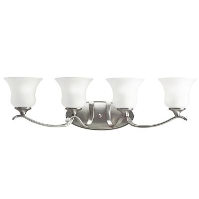 Kichler Lighting 10639NI Wedgeport - Four Light Bath Fixture