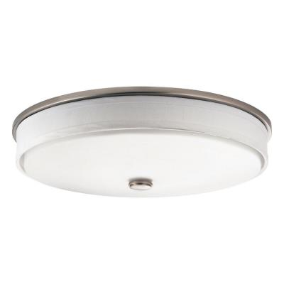 Kichler Lighting 10885NI Santiago - Two Light Flush Mount