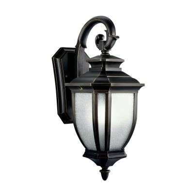 Kichler Lighting 11002RZ Salisbury - One Light Outdoor Wall Mount