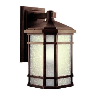 Kichler Lighting 11019PR Cameron - One Light Outdoor Wall Mount