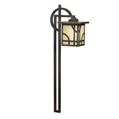 Kichler Lighting 15444OZ Larkin Estate - Low Voltage Path Light