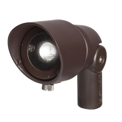 Kichler Lighting 16004BBR27 Landscape LED - LED 35 Degree Beam Spread Flood
