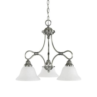 Kichler Lighting 2556AP 3 Light Chandelier