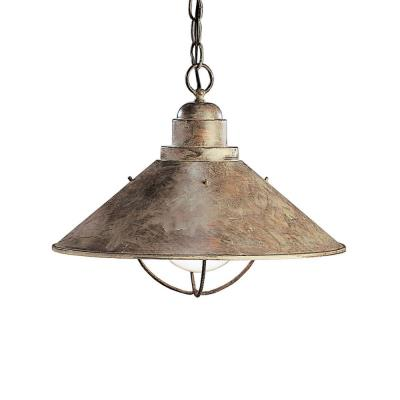Kichler Lighting 2713OB Seaside - One Light Pendant