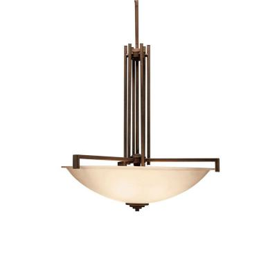 Kichler Lighting 3299OZ Eileen - Four Light Inverted Pendant