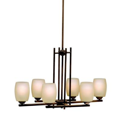 Kichler Lighting 3898OZ Eileen - Six Light Island