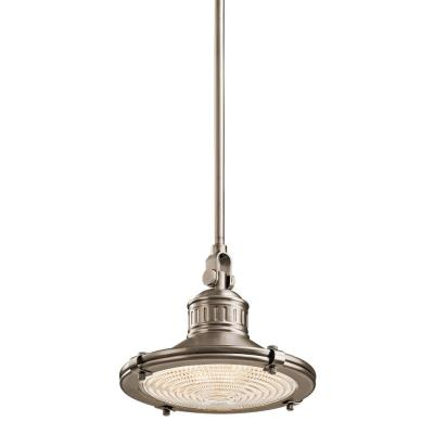 Kichler Lighting 42436AP Sayre - One Light Pendant