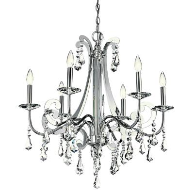 Kichler Lighting 42545 Leanora - Six Light Chandelier
