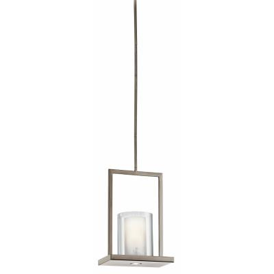 Kichler Lighting 42549CLP Triad - One Light Pendant