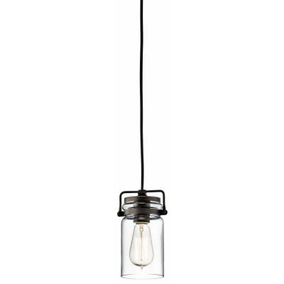 Kichler Lighting 42878OZ Brinley - One Light Mini-Pendant