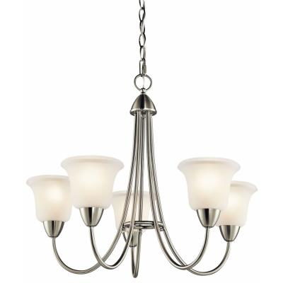 Kichler Lighting 42884NI Nicholson - Five Light Chandelier