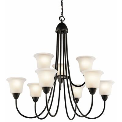 Kichler Lighting 42885OZ Nicholson - Nine Light Chandelier