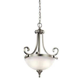 Monroe - Two Light Inverted Pendant