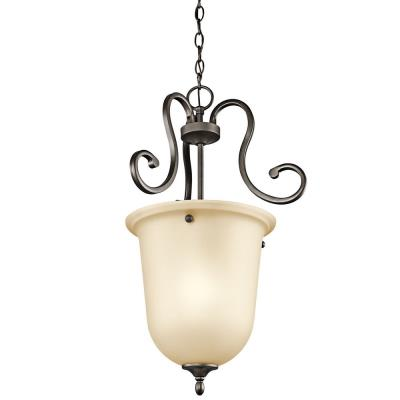 Kichler Lighting 43180OZ Feville - One Light Foyer Pendant