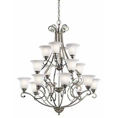 Kichler Lighting 43234NI Camerena - Sixteen Light Multi Tier Chandelier