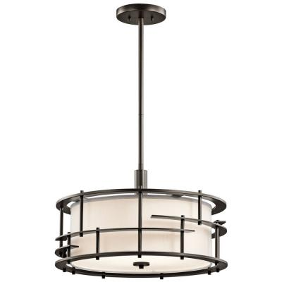 Kichler Lighting 43373OZ Tremba - Four Light Semi-Flush Mount