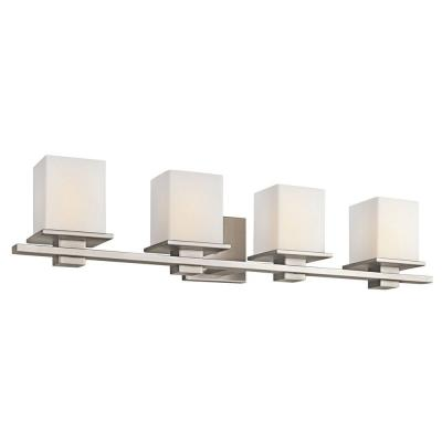 Kichler Lighting 45152AP Tully - Four Light Bath Bar