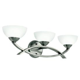 Kichler Lighting 45163AP Bellamy - Three Light Bath Bar