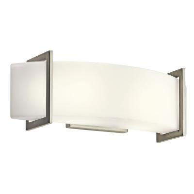 Kichler Lighting 45218NI Crescent View - Two Light Bath Vanity