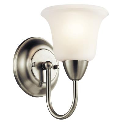 Kichler Lighting 45881NI Nicholson - One Light Wall Sconce