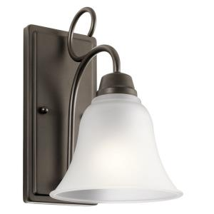 "Bixler - 10.75"" 9W 1 LED Wall Sconce"