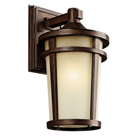 Kichler Lighting 49072BST Atwood - One Light Outdoor Wall Sconce