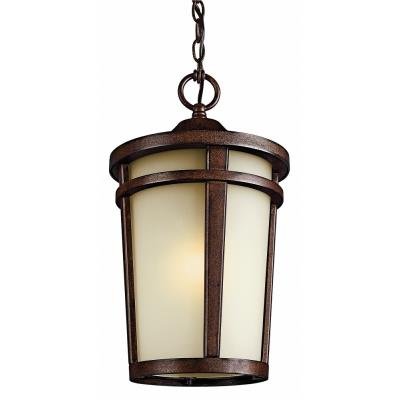 Kichler Lighting 49075BSTFL Atwood - One Light Pendant