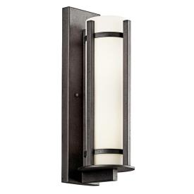 Kichler Lighting 49122AVIFL Camden - Three Light Outdoor Wall Sconce
