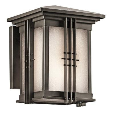 Kichler Lighting 49157OZ Portman - One Light Outdoor Wall Mount