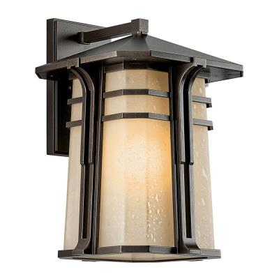 Kichler Lighting 49177OZFL North Creek - One Light Outdoor Wall Mount