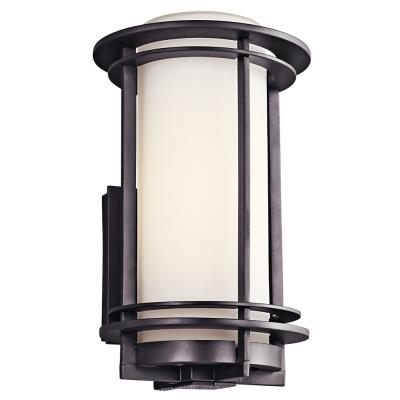 Kichler Lighting 49345AZ Pacific Edge - One Light Outdoor Wall Mount