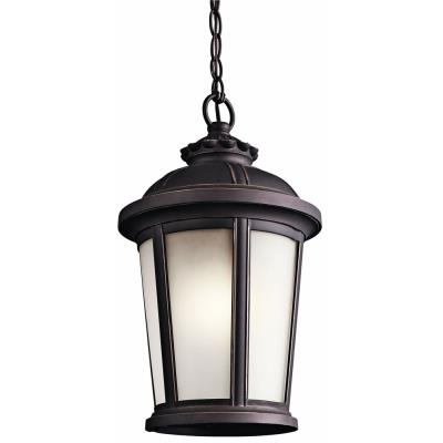 Kichler Lighting 49412RZ Ralston - One Light Outdoor Hanging Lantern