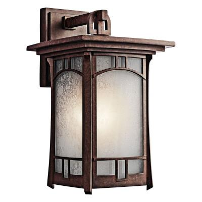 Kichler Lighting 49451AGZ Soria - One Light Large Outdoor Wall Mount