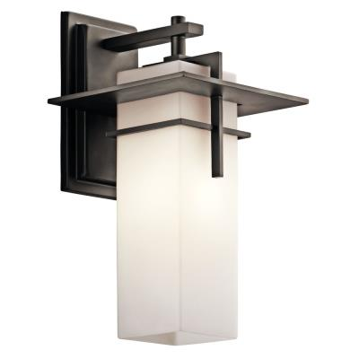 Kichler Lighting 49643OZ Caterham - One Light Outdoor Wall Mount